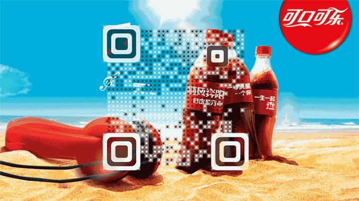 Visual QR Code, QR Codes, Online QR Code Generator